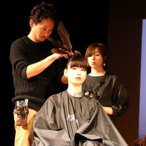 ヘアショー 2018 spring & summer collection