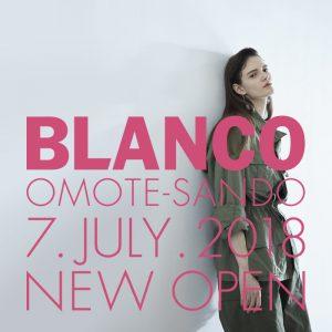 7月7日、BLANCOが表参道に新しいサロンをオープン!