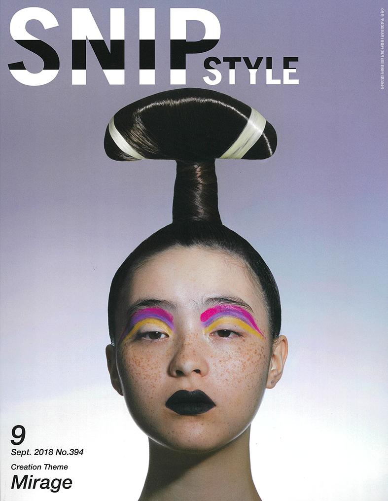 SNIP Style  2018年9月号