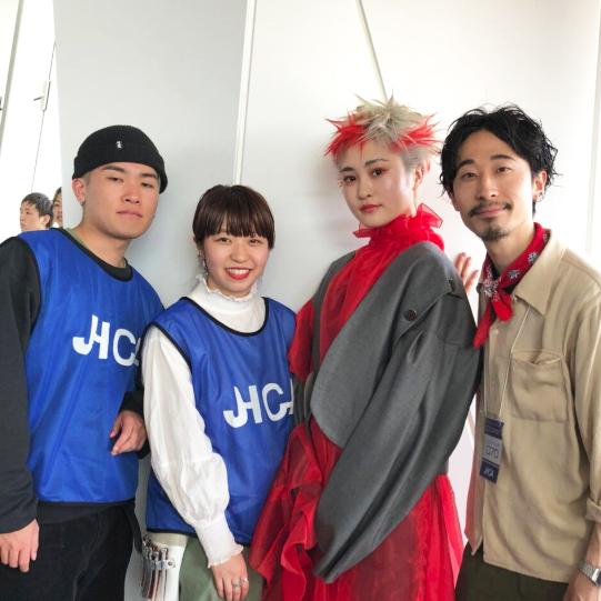 【グランプリ獲得】JHCAヘアカラーライブコンテスト